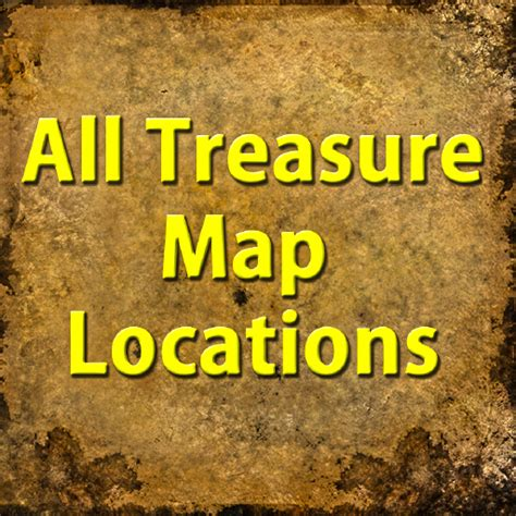 Steam-fællesskab :: Guide :: All Treasure Map Locations!