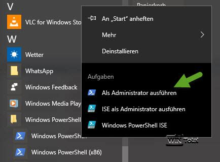 Windows Store neu installieren - Tipps & Tricks