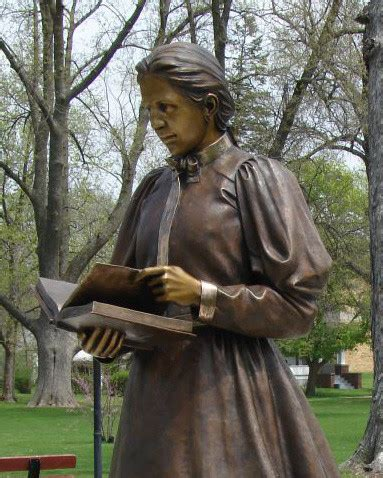 Belle Mansfield, USA's First Woman Attorney & DePauw