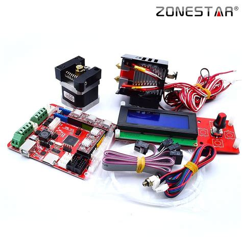 A8 Dual Extruder Upgrade DIY KIT Extrusion Feeder 2-IN-1