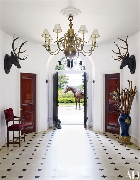 Ralph Lauren's Refined Houses and Chic Madison Avenue