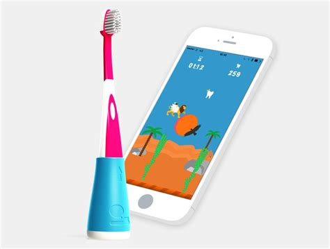 PlayBrush: Startup gets children to brush their teeth with