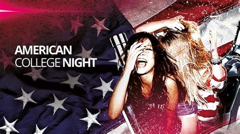 Party - American College Night - MUSIKPARK A7 in Kassel