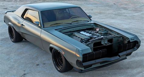 This Restomod 1967 Mercury Cougar Deserves To Be Brought