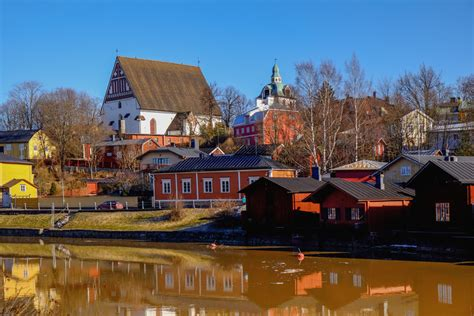 Day Trips from Helsinki: Porvoo Private Tour