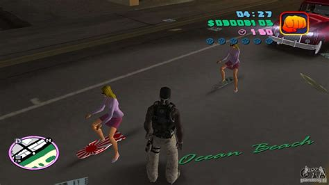 50 Cent Player for GTA Vice City