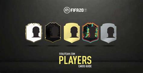 FIFA 20 Players Cards Guide - Regular, IF and Special