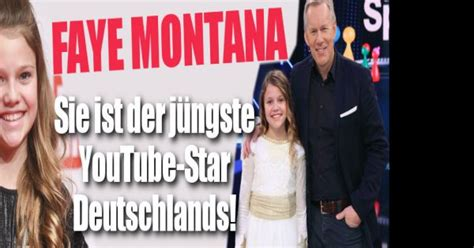 Faye Montana privat: Anne-Sophie Briests Tochter ist