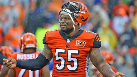 Vontaze Burfict claims that NFL refs are trying to provoke