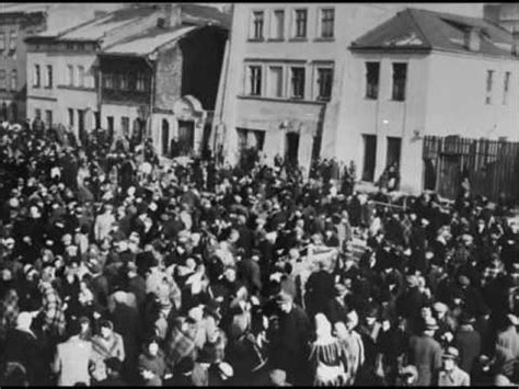 Krakow Ghetto, Then And Now: A Short Tribute - YouTube