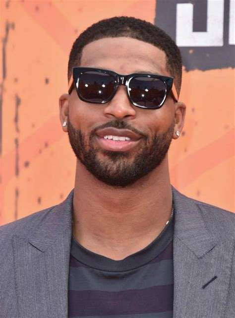 Tristan Thompson Height Weight Body Statistics Girlfriend