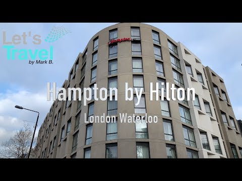 Hampton By Hilton London Stansted Airport, Stansted