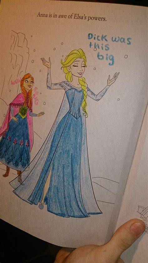 30 Corrupted Coloring Books That Will Ruin Your Childhood