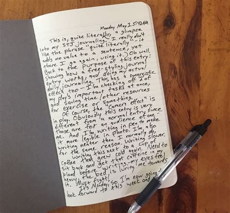 How I Use Journaling to Align my Long Term Goals and Short