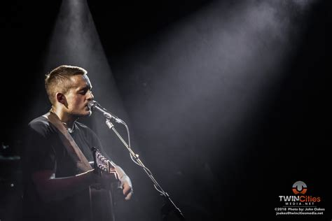 Dermot Kennedy Captivates The Sold Out Amsterdam