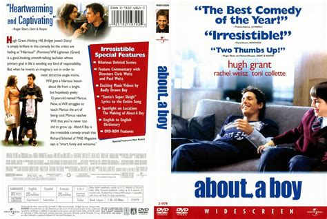 About A Boy - Movie DVD Scanned Covers - 964about a boy