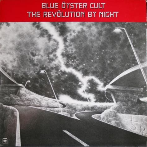 BLUE ÖYSTER CULT The Revölution By Night reviews