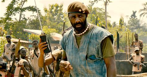 Review: 'Beasts of No Nation,' a Brutal Tale of Child